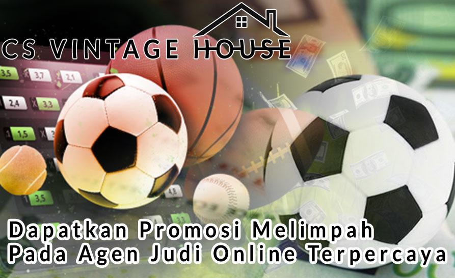 Judi Online Promosi Melimpah Terpercaya - Csvintagehouse